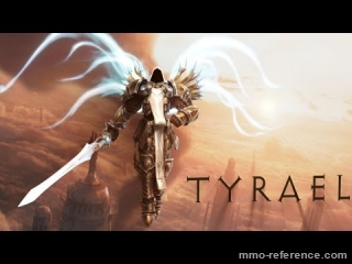 Vidéo Heroes of the Storm - Présentation du héros Tyrael