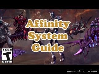Vidéo Rift - Le système d'Affinité