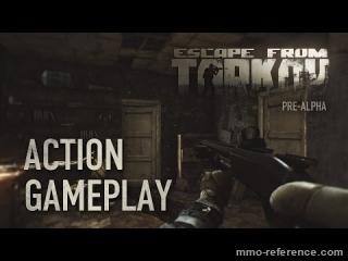 Vidéo Escape from Tarkov - Vidéo d'action enregistrée durant une partie