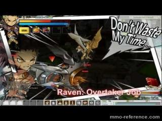 Vidéo Elsword - Trailer du personnage Raven