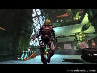 Vidéo DC Universe Online - Notre Territoire - Trailer du jeu en ligne