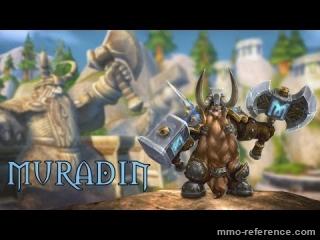 Vidéo Heroes of the Storm - Présentation du héros Muradin