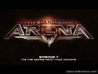 Vidéo Elite Dangerous - Livestream de lancement de Arena