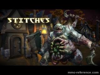 Vidéo Heroes of the Storm - Présentation du héros Stitches