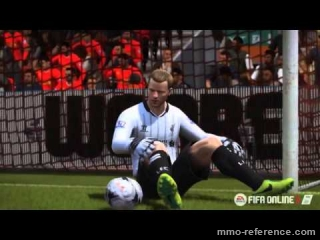 Vidéo Fifa online 3 - Trailer officiel du jeu de football en ligne