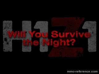 Vidéo H1Z1 - Survivrez-vous la nuit ?