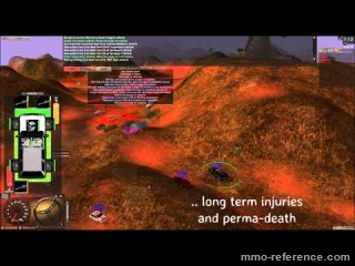 Vidéo Darkwind - War on Wheels - Trailer du jeu de voiture