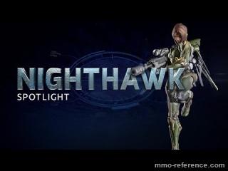 Vidéo Firefall - Nighthawk (Personnage)