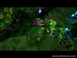Vidéo Strife - Découverte du gameplay dans la bêta fermée