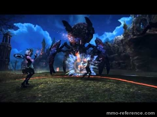 Vidéo Tera - Les monstres Ovoliths dans TERA