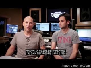 Vidéo Durango - Interview de Inon Zur