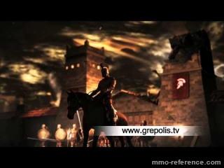 Vidéo Grepolis - Le jeu de stratégie gratuit sur navigateur dans la Grèce antique