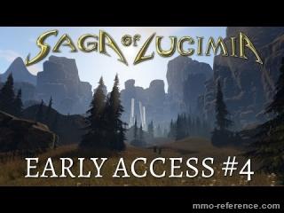Vidéo Saga Of Lucimia - Aperçu de l'accès anticipé en construction