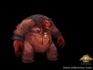 Vidéo Allods Online - Mmorpg Werebear