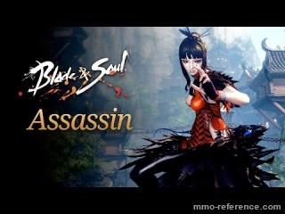 Vidéo Blade and Soul - Découverte de l'assassin