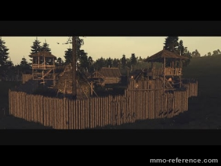 Vidéo Life is Feudal - Trailer promotionnel du mmorpg sandbox