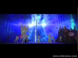 Vidéo Aion 3.5 - Tiamat's Ruin Trailer