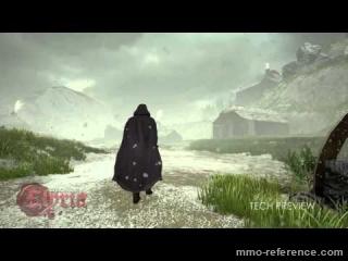 Vidéo Chronicles of Elyria - L'accumulation de neige