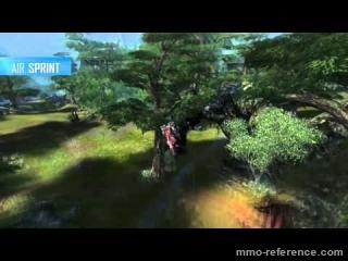 Vidéo Yulgang 2 - Air Sprint