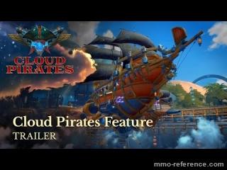 Vidéo Cloud pirates - Trailer explosif du jeu de combats aériens