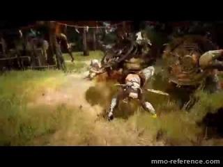Vidéo Black Desert Online - Classe Berseker