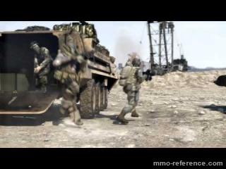 Vidéo Soldiers Inc - Bâtis ta base d'opérations !