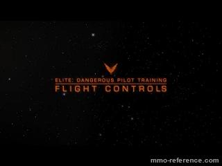 Vidéo Elite Dangerous - Les commandes de vol de base
