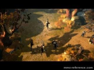 Vidéo Drakensang Online - Trailer 2011 du MMorpg par BigPoint