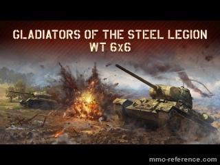 Vidéo War Thunder - Inscriez-vous au nouveau tournoi de tank en ligne