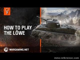 Vidéo World of Tanks - Avantages et inconvénients du tank allemand Löwe
