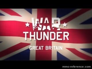 Vidéo War Thunder - La royale air force
