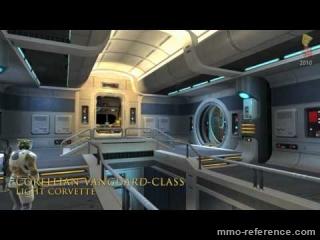 Vidéo SWTOR - Les vaisseaux à jouer dans The Old Republic