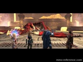 Vidéo Neverwinter - Histoire officielle de Rise of Tiamat