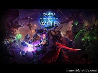 Vidéo Heroes of the Storm - Les machines de guerre