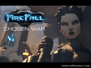 Vidéo Firefall - La guerre avant tout