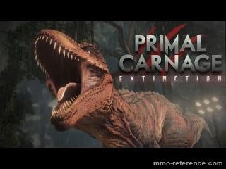 Vidéo Primal Carnage -  Les classes jouables Pyro et Carnotaurus