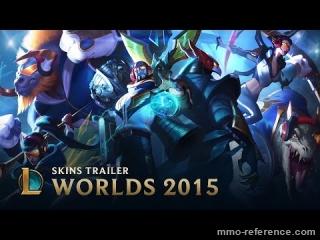 Vidéo League of Legends - Bande annonce de la Coupe du monde 2015