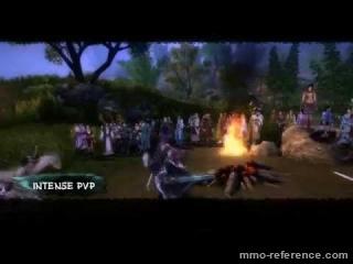 Vidéo Age of Kungfu - Le trailer officiel du mmo de combat