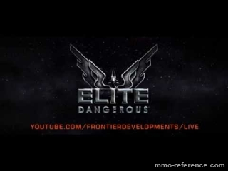 Vidéo Elite Dangerous - Gamescom 2016 Livestream Promotionnel