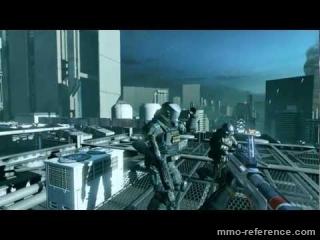 Vidéo Blacklight Retribution - Dossier secret Vertigo
