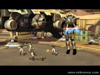 Vidéo SWTOR - La progression du Chasseur de primes dans le jeu
