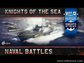 Vidéo Les bateaux arrivent bientôt dans War Thunder