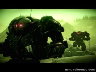 Vidéo MechWarrior Online - Trailer officiel du FPS free-to-play en ligne