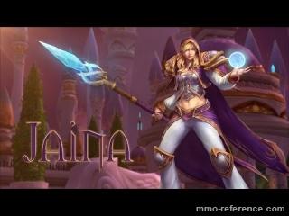 Vidéo Heroes of the Storm - Présentation du héros Jaina