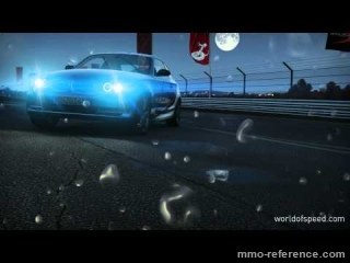 Vidéo World of Speed - L'adaptation aux conditions sur la piste