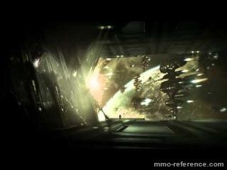Vidéo Trailer du MMORPG EVE Online Incursion