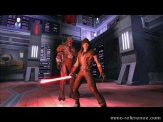 Vidéo SWTOR - Première vidéo du mmo Star Wars en ligne