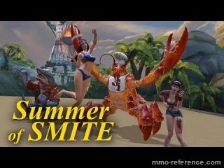 Vidéo Smite - L'été de Smite 2016