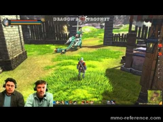 Vidéo Dragon's Prophet - Le système de housing