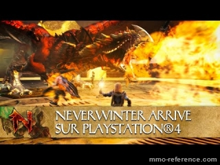 Vidéo Le Mmorpg freetoplay Neverwinter arrive sur Playstation 4